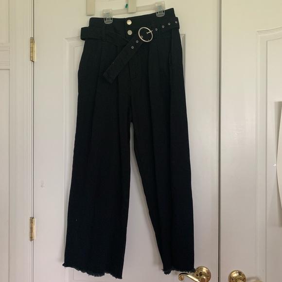 BDG Denim - BDG Black Wide Leg Jeans ☆